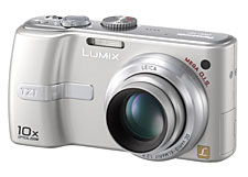 Reviews Panasonic Dmc Tz1-Front