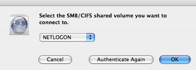 Mac Folder Share