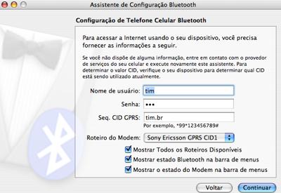 Config Bluetooth3