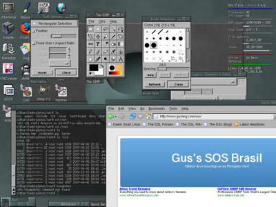 Knoppix Dsl Linux