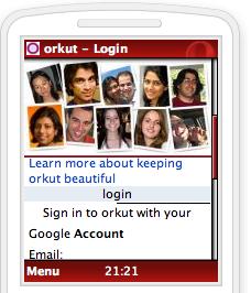 Orkut Opera