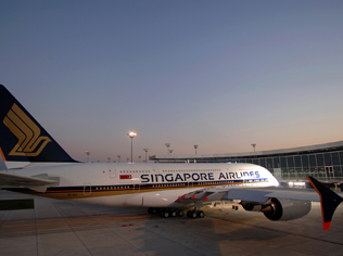 A380 Singapore