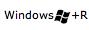 Windows-R
