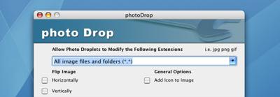 Section Photodrop