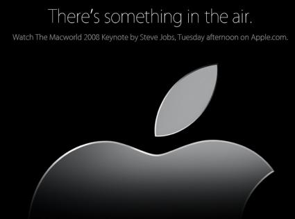 Macworld2008 teaser