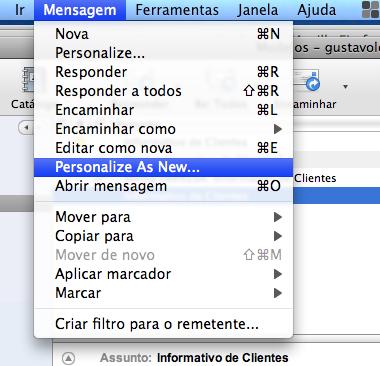 Mailtweak Personalize