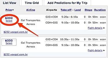 Farecast | Flight Search Results, Rio De Janeiro to Sao Paulo - Mozilla Firefox (Build 0000000000).jpg