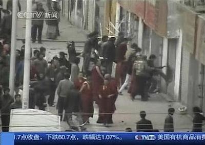 china protests tibet