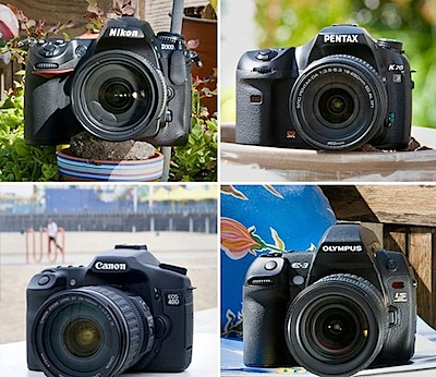 review das melhores dslr cameras digitais do mercado