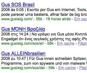paginas automaticamente traduzidas no google