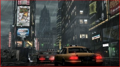 gta 4 nyc screen