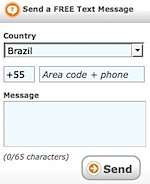 jaxter enviar torpedo sms gratis