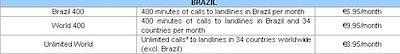 planos do skype de minutagem para brasil