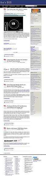 gus sos brasil imagem screenshot