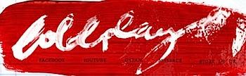 coldplay logo
