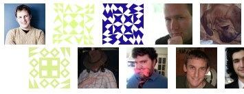 gravatar avatars