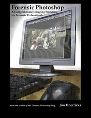 forensic photoshop book cover