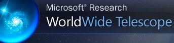 microsof worldwide telescope logo