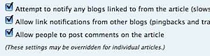 block all wordpress comments