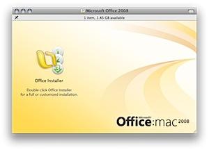 mac office installer