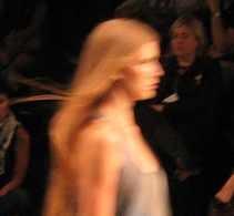desfile redley blur
