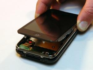 iphone 3g open inside