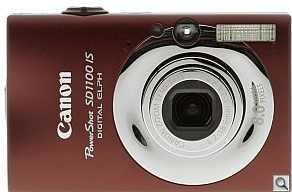 Canon PowerShot SD1100 IS Digital ELPH Digital Camera