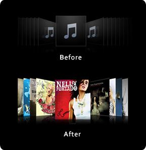 iartwork itunes albun cover finder