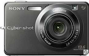 Sony Cyber-shot DSC-W300 Digital Camera