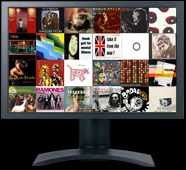 Album Art Screensaver for Windows