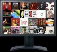 Album Art Screensaver for Windows