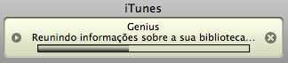 iTunes genius library