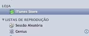 iTunes store e genius