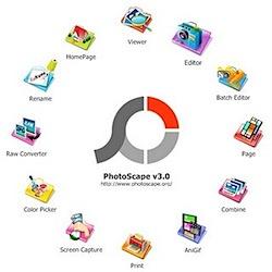 photoscape logo 3.0