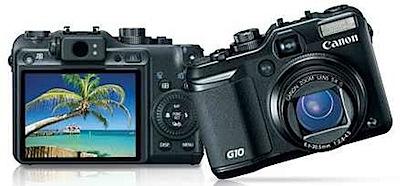 PowerShot G10 IS Digital Camera