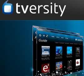 TVersity logo