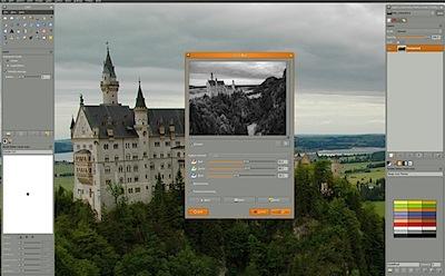 Gimp-screen imagem
