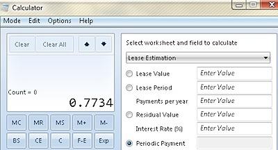 windows 7 calculadora