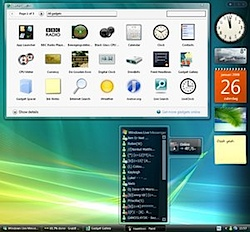 windows vista sidebar para xp