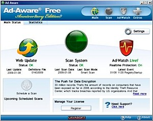 ad-aware 2009 free anniversary edition