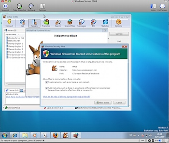 windows 7 emule