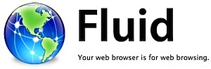 Fluid - Free Site Specific Browser for Mac OS X Leopard