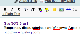gmail search new message