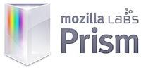 mozilla labs Prism - logo