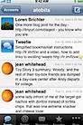 tweetie iphone