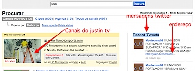 Justin.tv - Search - usa brasi
