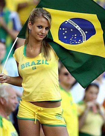 gostosa do brasil