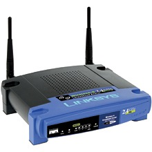 linksys router wireless