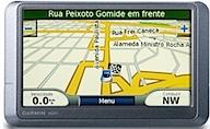 NAVEGADOR GPS NUVI 205W - GARMIN