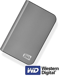 Western Digital My Passport Essential SE [WD My Passport USB Portable Hard Disk Hits 1TB Capacity]
